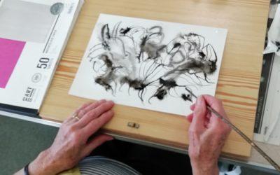 Kitchener Art Class
