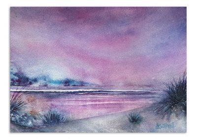 Andrea Sutthoff - Purple Night