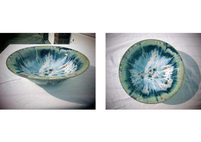 Chris Stewart - Exploding Colours Bowl