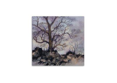 Heather Brown - Trees on the Ridge
