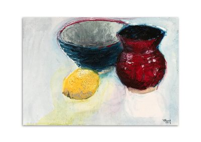 Judy Hunt - Lemon