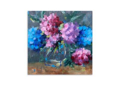 Kathy Williams - Hydrangeas