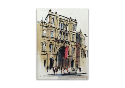 Keith Morton - Royal Academy