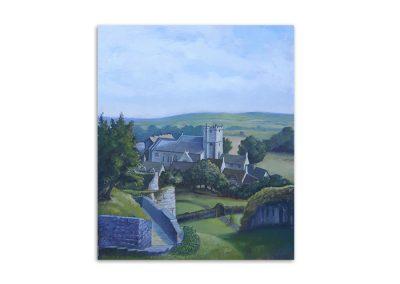 Laurence E Warbey - Corfe Mullen