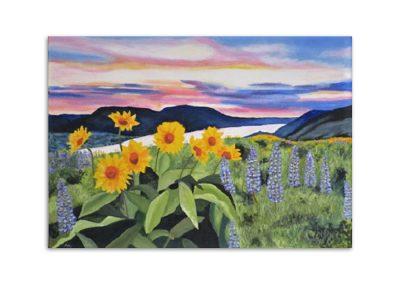 Mary Horsfield - Sunrise