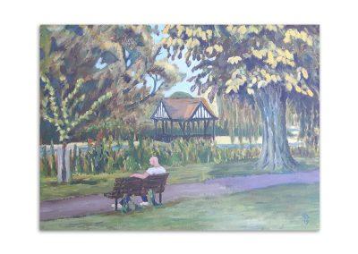 Roger Blows - Park View