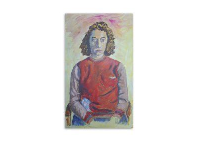 Roger Blows - Portrait