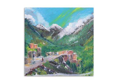 Sufia Rahman - Atlas Mountains