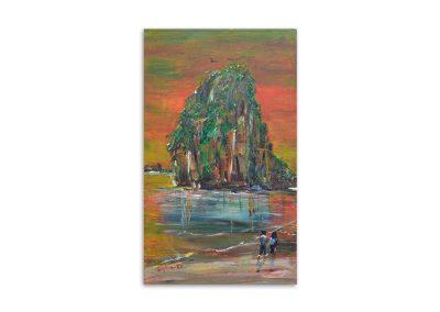 Sufia Rahman - Sunset Khao Phing Kan