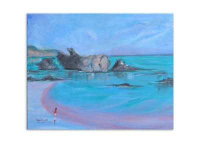 Sufia Rahman - Tiny Beach Crete