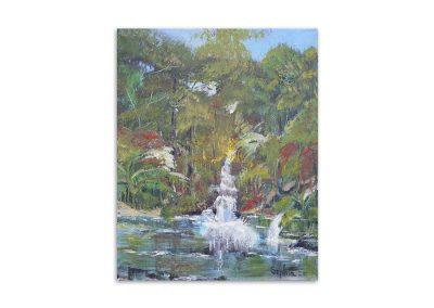 Sufia Rahman - Waterfall