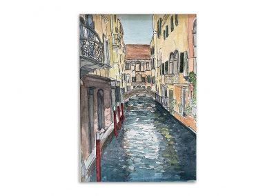 Betty Bennett - Venice Canal