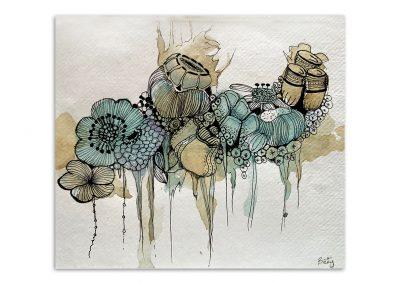 Betty Bennett - Watercolour Doodles
