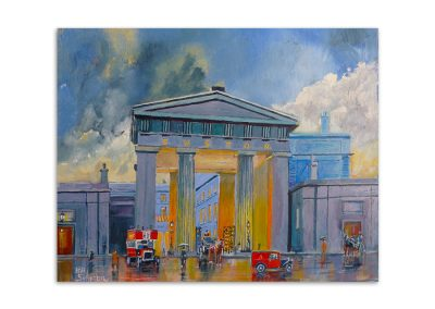 Bill Simpson - The Euston Arch