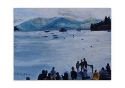 Jacqueline Bartle - On The Shores of Lake Windermere