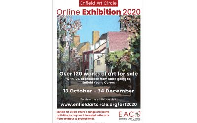 Enfield Art Circle Online Art Exhibition 2020