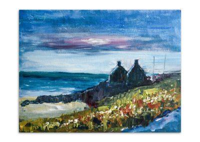 Steve Clayton - Crofters' Cottages