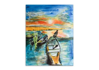 Steve Clayton - Fishing Boats Vietnam